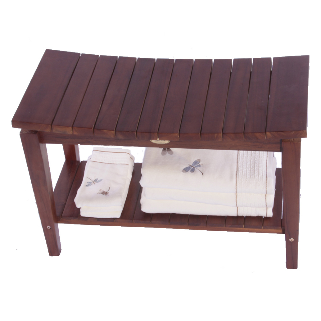 Asia teak shower bench Bath bench